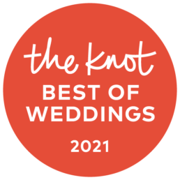 Say Cheese Photo Booth and the Knot best of weddings 2021